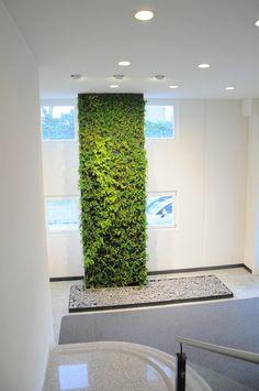 Tecverde vertical garden green wall