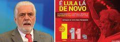 """O ex-ministro Jaques Wagner (PT) comemorou os resultados da pesquisa CNT/MDA, que colocam o ex-presidente Lula na liderança da disputa eleitoral de 2018; """"Por mais que tentem destruir seu legado, por mais que o ataquem, o ex-presidente Lula segue sendo o preferido do povo para governar o país. Lula aparece com 22% das intenções de voto, 6 pontos percentuais à frente do segundo colocado. Enquanto isso, os tucanos derretem e o interino Michel Temer amarga a última posição. Esse é o preço que…"""