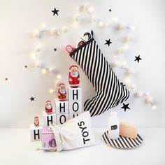 HoHoHo! Christmas is just around the corner now! Get ready for Santa with this half price #FermLiving #ChristmasStocking and #Milk and #Cookie LED lights, Stacking Santa dolls, small #Toys bag from #TellKiddo and beautifully #sparkly #snowy #PomPomGalore #Lightstring Everything available online now - check out our Christmas category for more inspiration 🎄❄️🌟 . . . #ThisModernLife #Christmas #ChristmasDecor #ChristmasDecorations #ChristmasSack #Festive #FestiveCheer #Stocking…