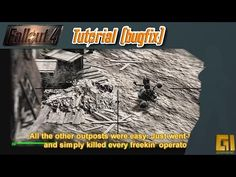 how to regain graygarden after Nuka World (bugfix) on using ingame console commands Nuka World, The Minutemen, Open Season, Fall Out 4, Just Go, Console, Gaming, How Are You Feeling, Youtube