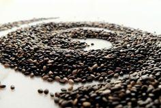 Chia-Samen und Leinsamen #liekenurkorn #fitundvital #superfood
