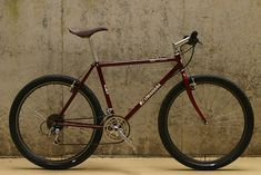 I dig the old mtb's. This one has nice details.
