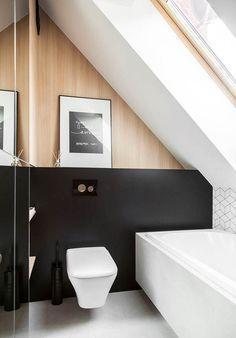 Decora las paredes del baño