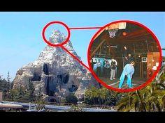 13 Disney Park Secrets - YouTube