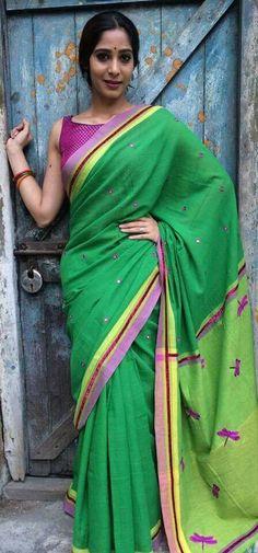 Deepa mehta saree by craft council of india