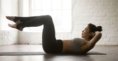 These exercises for lower abs will melt off that pesky layer of lower-belly fat.