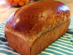 This bread is hearty and nutritious.  The honey lends excellent flavor, while the chia gel and flax meal give it a nutrional boost.  It is great as a sandwich bread or toast.
