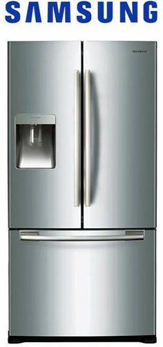 Fridges & Freezers : Samsung Twin Cooling Plus French Door Refrigerator