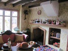 Inside a Glencroft by Greenleaf.