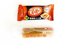 Limited Edition Japanese Yatsuhashi KitKat