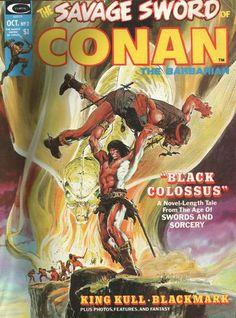 Marvel Comics, Savage Sword of Conan  #2