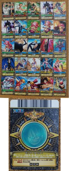 #OnePiece :  One Py Berry Match : 25 Japanese Trading Cards http://www.japanstuff.biz/ CLICK THE FOLLOWING LINK TO BUY IT ( IF STILL AVAILABLE ) http://www.delcampe.net/page/item/id,0381264205,language,E.html