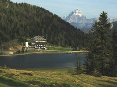 Passo del Tramollo (1530 m) - Valico tra Italia e Austria