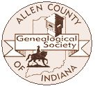 Allen County Genealogical Society, one of the best in the country.