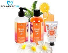 H σειρά Oh! My Holidays μάς ταξιδεύει στην Hawaii μέσα από αρώματα εξωτικών φρούτων . Αφρόλουτρο, γαλάκτωμα σώματος και κρέμα χεριών με 12,93€!#Equivalenza #showergel #bodycream #handcream #bath #beauty #perfume #Equivalenza_Greece http://www.equivalenza.com/gr/productos/oh-my-holidays/