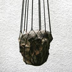 "Image of ""Brooklyn Square"" Nomadic Hanging Stone"