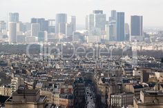 Scene of the crime: The knife assault on French soldier happened in a Paris busy commercial district La Defense, with the attacker fleeing into a busy shopping area - copycat Islamist? African Origins, Cat Attack, Geography, San Francisco Skyline, New York Skyline, How To Memorize Things, Environment, Scene, Urban