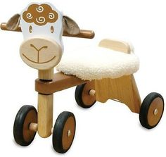 I'M Toys 80005 Paddie Rider Lambie in Toys & Games, Pre-School & Young Children, Wooden Toys | eBay