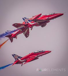 Amazing Red Arrows