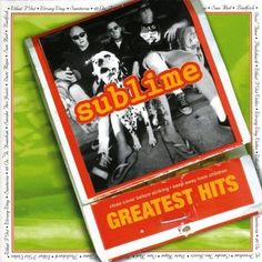 Sublime - Greatest Hits [CD New] #Ska #sublime
