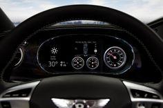 QNX Bentley Concept Cluster