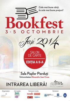 Cărțile au cele mai bune prețuri la Bookfest Iași
