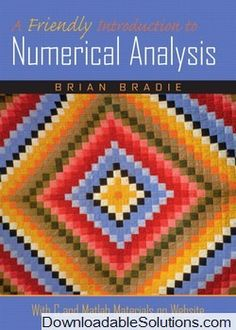 Solution manual for advanced visual basic 2010 5e irvine gaddis solution manual for a friendly introduction to numerical analysis 1e brian bradie download answer fandeluxe Image collections
