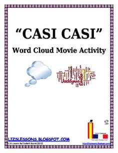 "FREE Looking for a fun modern movie to show in your Spanish classes? Show them ""Casi Casi""!"