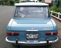 Chuck's first car.1967_Datsun_PL411_Bluebird_Sedan
