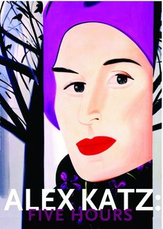 2010 Alex Katz: Five Hours (DVD)  [Microcinema] #albumcover