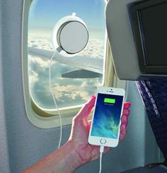 Solar-Ladegerät - iphone