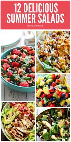 12 delicious summer