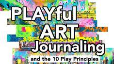 Medium Blog, I Have Forgotten, Art Journal Techniques, The 10, Paint Drying, Creative Play, Mixed Media Art, Encouragement, Workshop
