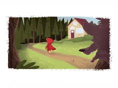 Character & Co - Little Red Riding Hood