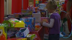 This holiday season, WCCO is featuring different non-profits helping Minnesotans in need during our Trees of Hope campaign. This week we are spotlighting the Salvation Army and their Toy Shop program.