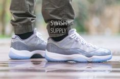 17adce0c102 Are You Looking Forward To The Air Jordan 11 Low Cool Grey  The Air Jordan