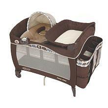 "Graco Pack 'N Play Travel Play Yard with Newborn Napper Elite - Elefanta - Graco - Babies ""R"" Us"