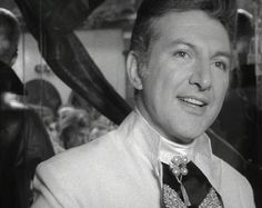 """Valentino Liberace to a critic: """"Thank you for your very amusing review. After reading it I laughed all the way to the bank."""""""