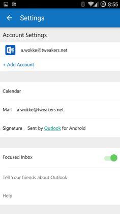 Microsoft brengt Outlook-app uit voor Android en iOS
