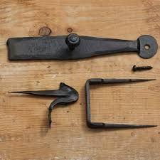 Image result for blacksmith latch