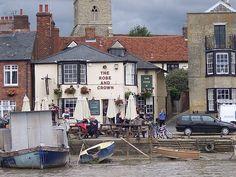 Wivenhoe, England