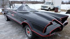 A Manitoba man spent the last two years building a replica of the 1966 Batmobile in his workshop. The car will have its public debut this weekend at the World of Wheels car show at the RBC Convention Centre.