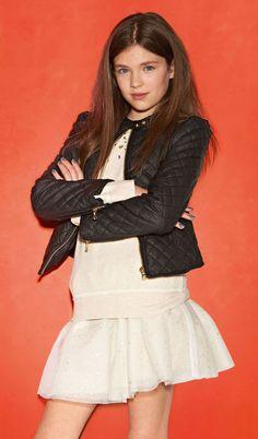 Sisley Young, ropa de fiesta para adolescentes http://www.minimoda.es