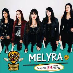 Fechando o line up da nossa sexta edição, Melyra! A banda de Heavy Metal é destaque na cena underground carioca. Formada por mulheres, o seu som é pesado, direto e sem frescuras. Dia 24/07, no Festival Tollosa.  Conheçam em: https://www.youtube.com/watch?v=D2iHujhKp08  #Tollosa #FestivalTollosa #FestivalDeMúsica #FestivalDeRock #música #experimenteMúsica #festival #bandasindependentes #rock #folk #blues #cultura #turismo #arte #VisiteParaty #TurismoParaty #Paraty #PousadaDoCareca #Melyra