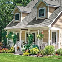 Photo: Judy White/Gardenphotos.com | thisoldhouse.com | from Best Foundation Plants for Stellar Curb Appeal