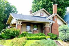 Charming c. 1925 Craftsman located at: 920 Easton Rd, Hellertown, PA 18055