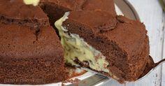 Come fare la Torta nua senza che la crema affondi