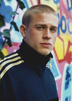 Charlie Hunnam as a British guy fighting for West Ham, DOES IT GET HOTTER THAN THAT?