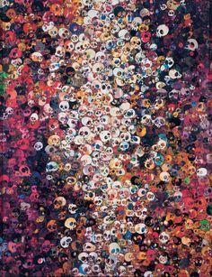 """Takashi Murakami's """"I Know Not. I Know"""" at LAMA"""