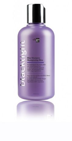 Blacklight's Blue Shampoo, formulated for highlighted, bleached, white and natural blonde hair,eliminates brassiness and refreshes faded highlights leaving hair looking cleaner and brighter. Itsunique formula, enriched with 11 amino acids and argan oil, moisturizes, strengthens hairstructure and repairs surface damage while increasing shine and colour retention. Sulfate, salt andparaben free. USE: Apply to damp hair. …